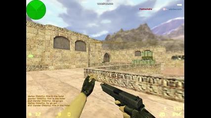 cs 1.6 glock airshot
