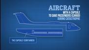 Самолет на бъдещето спасява човешки животи