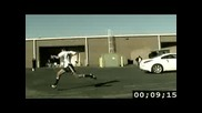 Adidas Samba Vs. Nissan 350z