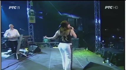 Ceca - Lepotan - (LIVE) - Tamburica fest - (Tv Rts 2014)