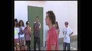 David Bisbal Rodaje Gol / Con Ninos