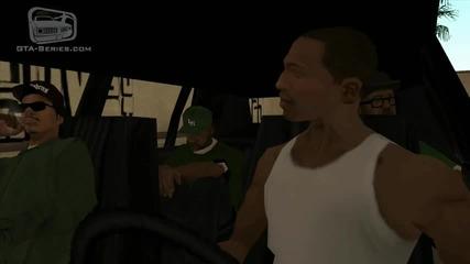 Gta San Andreas - Mission 5 - Drive-thru
