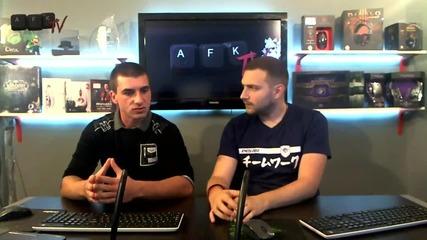 Интервю с Almoro (част 2) - Afk Tv Еп. 28 част 5