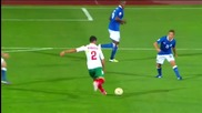 България - Италия 2 - 2