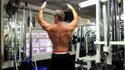 Workout with Jeff Seid