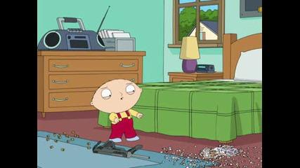 Family Guy - първа среща със списание Hustler