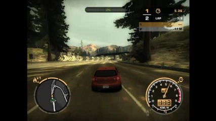 Need For Speed Most Wanted Епизод 2