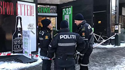 Norway: Oslo stabbing probed as 'terror attack', Russian suspect arrested