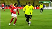 This is madnes ! Football skills and tricks ..