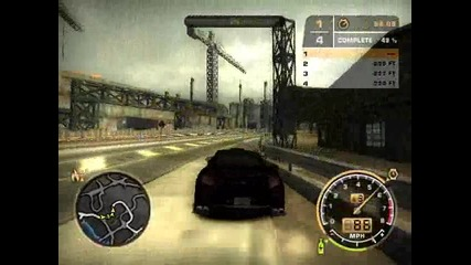 Need For Speed Most Wanted[gameplay]