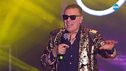 Васил Найденов - Телефонна любов (на живо от наградите на БГ Радио 2018)