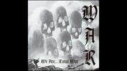 War (swe) - Bombenhagel ( Sodom Cover)