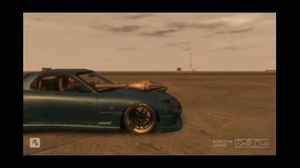 Gta 4 - Drift - Unreal Drifters