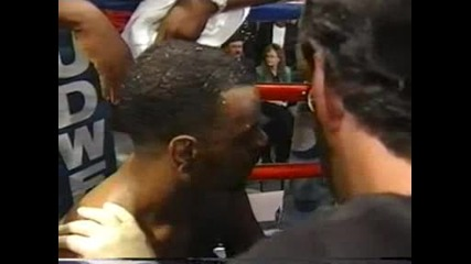 Roy Jones Jr vs Montell Griffin