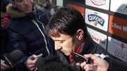 Янчев: Теренът не позволи да играем качествен футбол