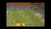 13.01 Интер - Дженоа 3:1 Естебан Камбиасо гол ! Купа на Италия