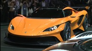 2о16: Apollo Arrow в Geneva Motor Show 2016