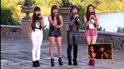 Can 4th Impact impress Cheryl with Rihanna hit Judges Houses The X Factor 2015