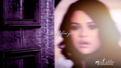 the bad things stay with you.+justin & Selena