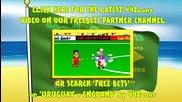 Uruguay v England 2-1 (luis Suarez World Cup 2014 Cartoon 19.6.14)