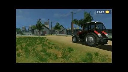 Тест на Path Tractor