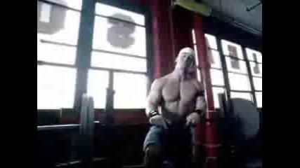 John Cena & Day Of Reckoning