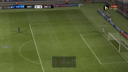 Pes 2012 - Champions League - Inter vs. Man.united - Ep.8