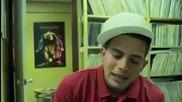 17 - годишен имитира Eminem, Drake, Lil Wayne и Ludacris