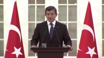 Turkey: Istanbul suicide bomber was Islamic State member - PM Davutoglu
