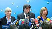Пучдемон няма да се върне в Испания, за да се яви пред съда