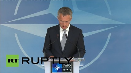Belgium: Turkey brief NATO, but haven't requested military help - Stoltenberg