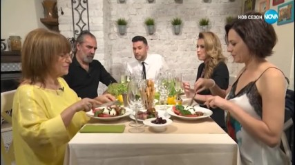 Георги Любенов посреща гости - Черешката на тортата (19.07.2019)