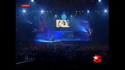 Petek Dincoz - Kismetsizim(2002 Kral Tv Vma)