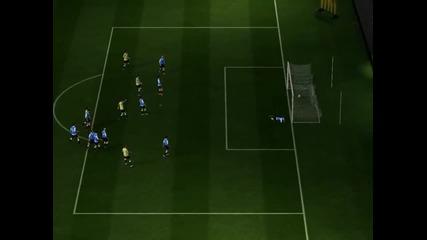 Fifa 11 Pc - Как се изпълняват пряк свободни удари