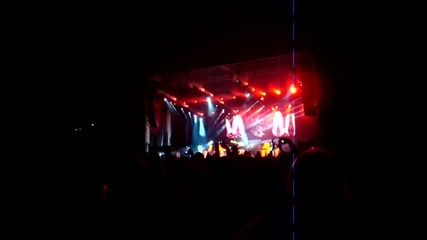 Scorpions Sofia 25.10.10