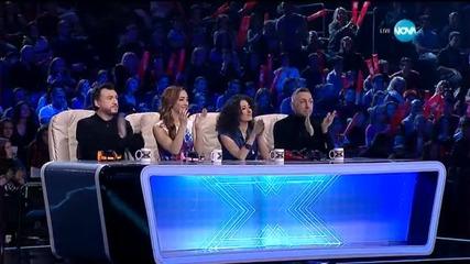 Мирян напусна X Factor на крачка от финала