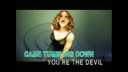 Madonna - Beautiful Stranger - Karaoke