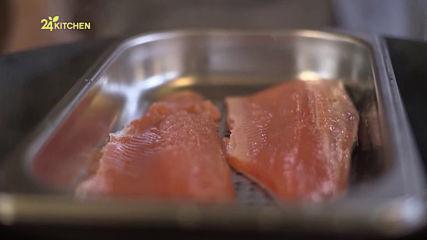 Опушване на риба - съвет на Примож Долничар