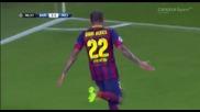 Барселона не даде шанс на Манчестър Сити