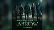 Arrow - Season 3 ( Television Soundtrack) Full Album Cd 2