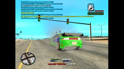 Gta san andreas the fast and the furious