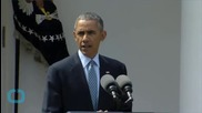 Obama Defends Pacific Trade Agreement at Nike Says Let's Just Do It