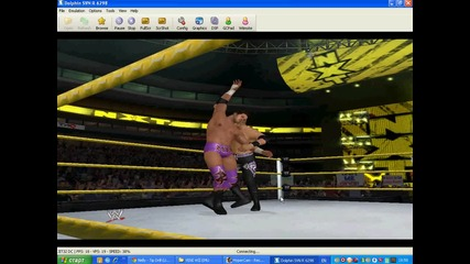 Christian Finisher wwe'12