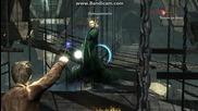 играта хари потър и даровете на смъртта част 2 -моли срещу белактрикс и последен бой с Волдемор 1