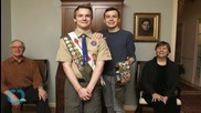 Boy Scouts Leader Speaks on Ban of Openly Gay Adults