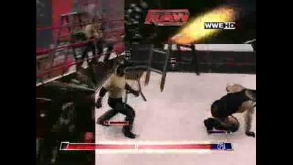 Wwe Ultimate Impact 2011: Rey Mysterio vs Undertaker