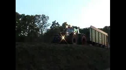 Трактор Fendt
