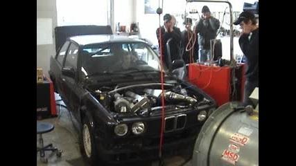 Bmw E30 Turbo tuning