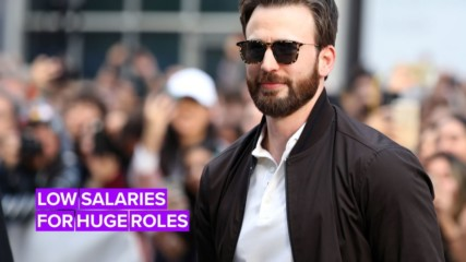 These 3 actors were paid next to nothing for big movies