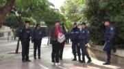 Greece: Athens on lockdown for Obama visit
